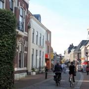 Nijkerk - winkelstraat - Langestraat