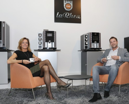 Actie koffiemachine