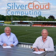 silvercloud foto ondertekening