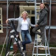 Marie-Louise Roozeboom en Dolly van den Akker (1)